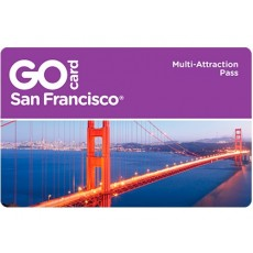 Go Card San Francisco - 1 dia